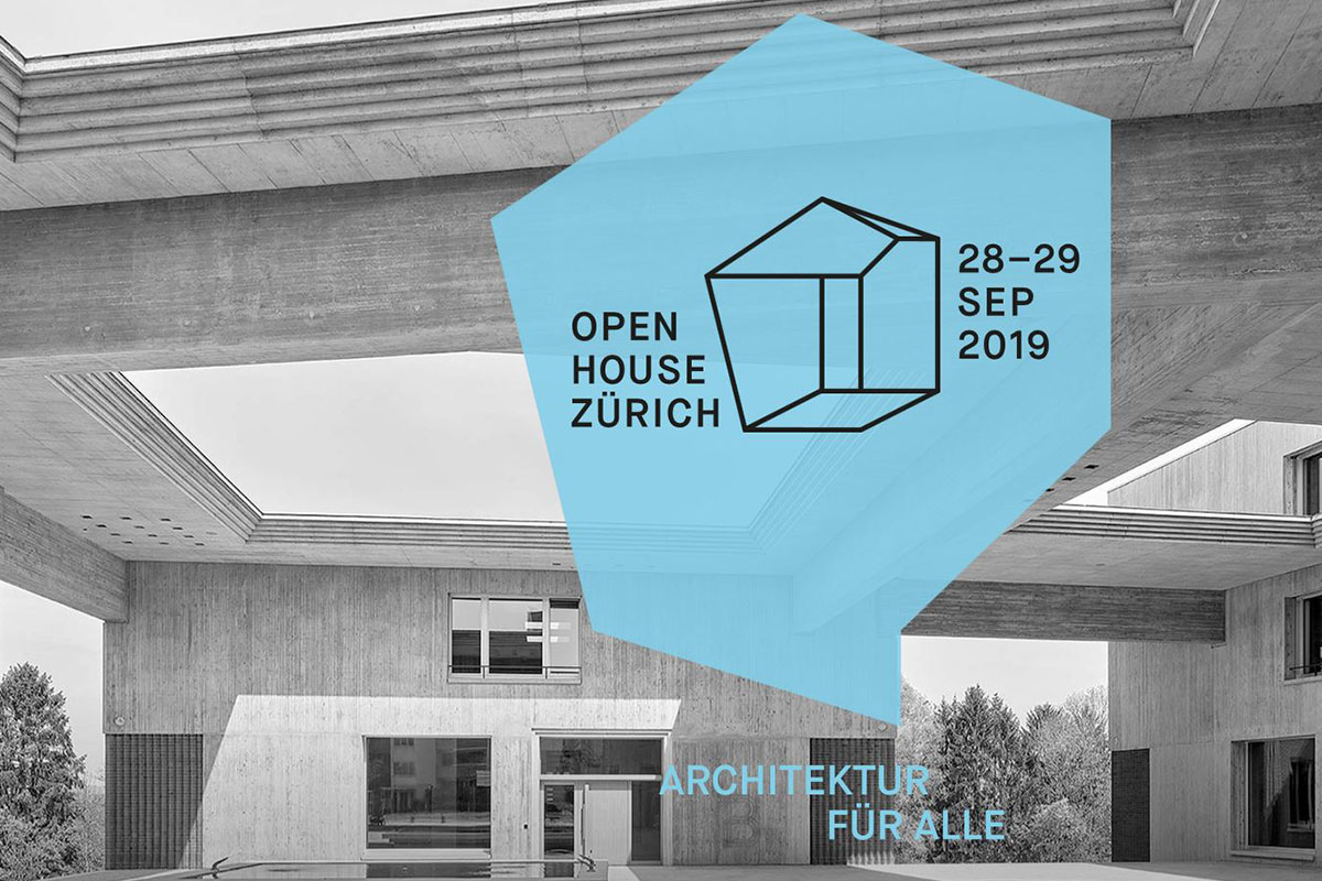 OPEN HOUSE ZÜRICH – Architektur für Alle