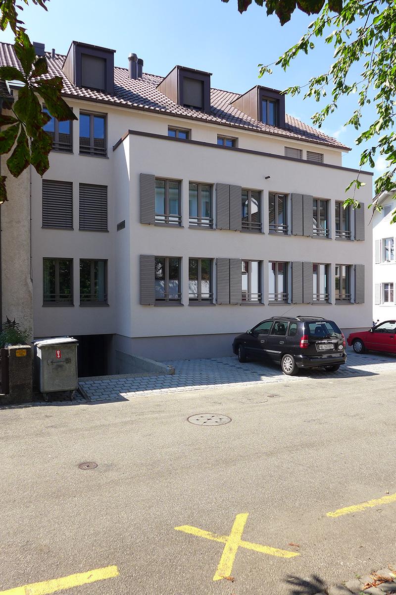 Mehrfamilienhaus m nchenstein baselland 2015 - Architektur basel ...